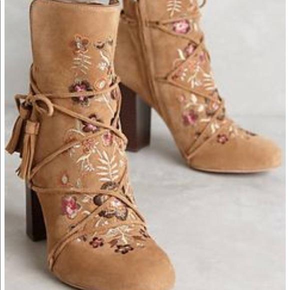 02359b2882c20 Sam Edelman Winnie Ankle Boots. M 5b0755ec8df470791b998345